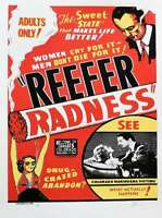 Reefer Madness Poster Sweet State Lindsey Kuhn
