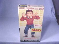 Original AURORA Alred E Neuman MAD MAGAZINE CUSTOMIZING Kit FACTORY SEALED 1965