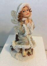 Boyds Bears and Friends Freesia Faeriechill, Fairy Ornament, Fairy Figurine