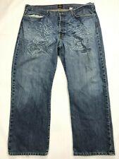 Mens Von Dutch Jeans SIZE 44x31 Made In U.S.A Button Fly