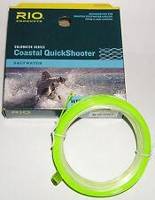 RIO Coastal QickShooter WF-8-intermediate - transparente Keule - Neu