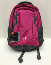 UNDER ARMOUR Storm Team Hustle Backpack School Bag Adult Unisex Pink Gray
