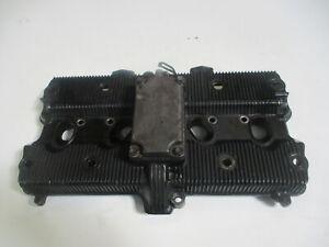 3. Suzuki GSF 600 Bandit GN 77 B Ventildeckel Motordeckel oben Zylinderkopf Moto