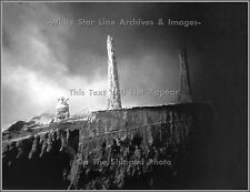 Photo: RMS Titanic Wreck Site: The Last 2 Port Side Lifeboat Davits