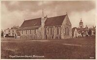 POSTCARD  HAMPSHIRE - PORTSMOUTH - ROYAL GARRISON CHURCH