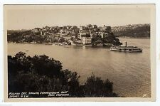 Sydney Unposted Collectable Real Photographic (rp)s Postcards
