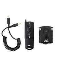 JJC J(II) Radio Wireless Shutter re.OLYMPUS RM-UC1 for OM-D E-M10 M2 E-PL9 etc.