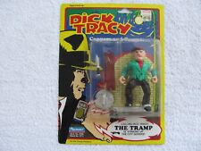 """The Tramp"" Dick Tracy Action Figures 1990 Playmates."