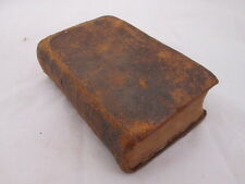 1806 Holy Bible Boston Printed for Thomas & Andrews by Buckingham -Family Bible