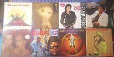 43 x BLACK MUSIC Reggae Soul Funk Rap Pop Jazz Disco Schallplatten Sammlung LP