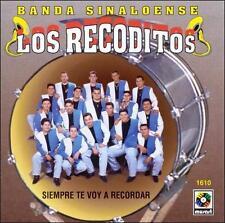 Banda Recoditos : Siempre Te Voy a Recordar CD