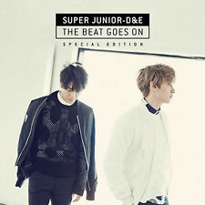 K-pop Super Junior-D&E - The Beat Goes On (Special Edition) (SJUNIDE01SP)