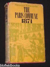 Stewart Edwards - The Paris Commune of 1871 - HB/DJ-1971-1st French History
