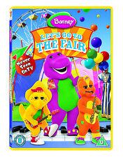 Barney: Let's Go To The Fair (DVD) (C-U)