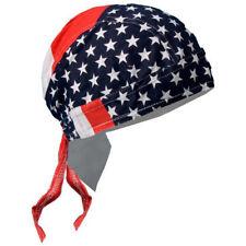 AMERICAN FLAG HEAD WRAP  CAP