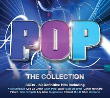 VARIOUS ARTISTS - POP: THE COLLECTION 3CD SET (2014)