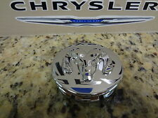 05-11 Dodge New Chrome Wheel Center Cap Hub Cover Ram Logo Mopar Factory Oem