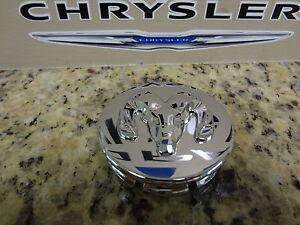 05-11 Dodge New Chrome Wheel Center Cap Hub Cover Ram Logo Mopar Factory Oem