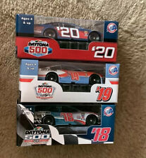 2021 DAYTONA 500 1/64 2020, 2019, 2018, 3 CARS!!! OTHER STUFF!!!