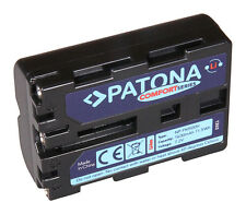 Patona Akku BATTERY PACK 1600mAh NP-FM500 (H) für Sony SLT-A65V, SLT-A65VK