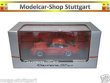Porsche 911 Carrera RS 2.7 1973 orange ltd.Edition Minichamps 1:43 WAP0201430H