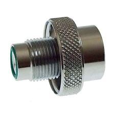 Scuba Adattatore PER COMPRESSORE TUBO/cilindro valvola > 200 e 232 a 300 BAR DIN