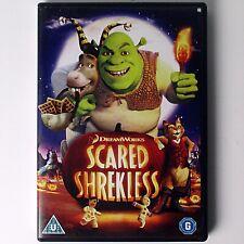 Scared Shrekless (DVD, 2011 Dreamworks) Halloween