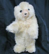 Folkmanis Folktails Plush Puppet Groundhog Woodchuck Teddy Bear Prairie Dog