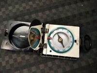 Vintage Soviet compass Turist 2.. Original.  USSR 2