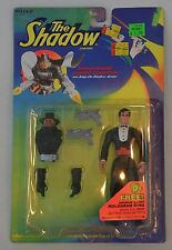 """1994 THE SHADOW """"TRANSFORMING LAMONT CRANSTON"""" MOVIE FIGURE MIP SEALED KENNER"""