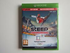 Steep: Winter Games Edition on Xbox One in NEW & FACTORY SEALED Condition