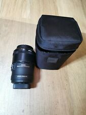 Sigma 105mm f/2.8 HSM DG Lens