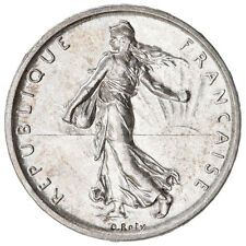 (1) 1960 - 1964 Silver France French 5 Franc dollar Moneda de Plata