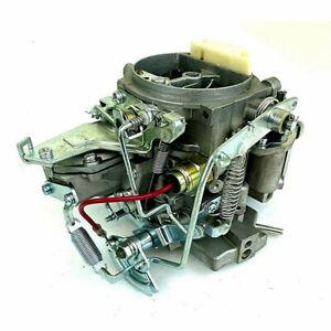 Carburetor 2 Barrel For Nissan Engines 720 Z24 Datsun 2.0 2.2 2.4L 1983-90 (1241