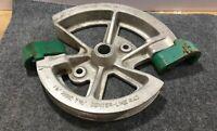 GREENLEE 5018659 RIGID Conduit Pipe 1-1/4 & 1-1/2 1818 Mechanical Bender Shoe