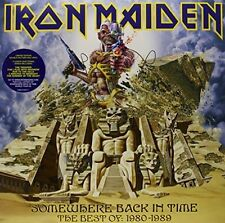 Metal LP 1980s Vinyl Music Records