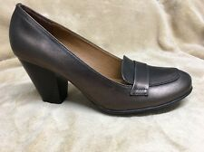 "EUROsoft by SOFFT ""Randi"" Womens Bronze Leather Heel shoes size US 9M NWOB"