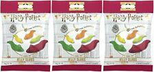3x Harry Potter Jelly Belly jelly lumache Gummi CANDY le lumache 56g Americano Dolci