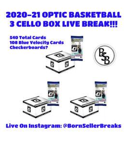 PHILADELPHIA 76ERS : 2020-21 NBA OPTIC BASKETBALL 3 CELLO BOX HUGE BREAK 🔥🔥