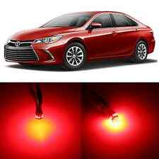 Alla Lighting Interior Dome Map Lights Red LED Bulbs for 2005~2016 Toyota Avalon