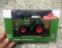 NEW Weise-toys 1//32 Scale Die-Cast Metal Model FENDT Farmer 309 LSA