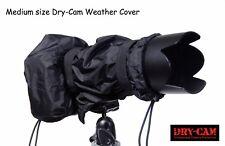 CAMMA A SECCO PROFESSIONALE tutte le condizioni atmosferiche Fotocamera Impermeabile Copertura