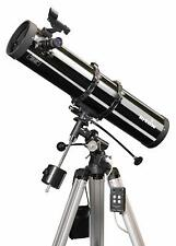 Skywatcher Explorer 130M Motorised Reflector Telescope + EQ2 #10713 (UK Stock)