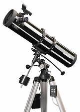 Skywatcher Explorer 130M Motorised Reflector Telescope + EQ2 #10713 (UK Stock)