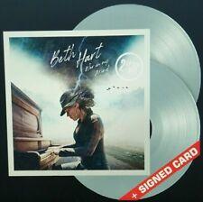 Beth Hart - War in my mind Ltd. Light Blue 2 Vinyl LP Signed Card + Poster NEU