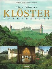 DIE SCHÖNSTEN KLÖSTER IN ÖSTERREICH von Gerfried Sitar und Gerhard Trumler