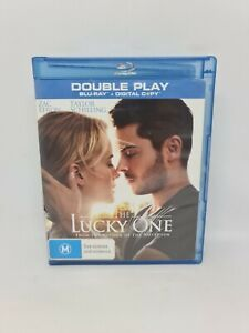 THE LUCKY ONE Blu-ray Region B Movie Very Good Condition FREE SHIPPING