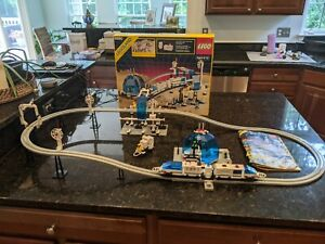 LEGO Space Futuron Monorail Transport System 6990 100% w/ Box & Instructions