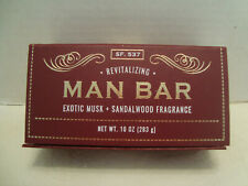 San Francisco Soap Company Man Bar 10 oz. Sandalwood Fragrance NIB