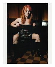 ALICIA WITT AUTOGRAPHED SIGNED A4 PP POSTER PHOTO